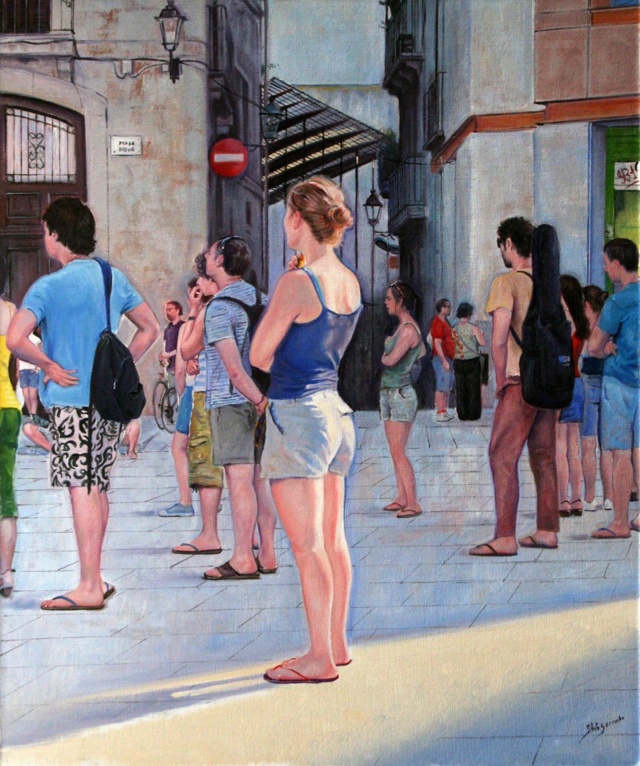 Espectadores urbanos