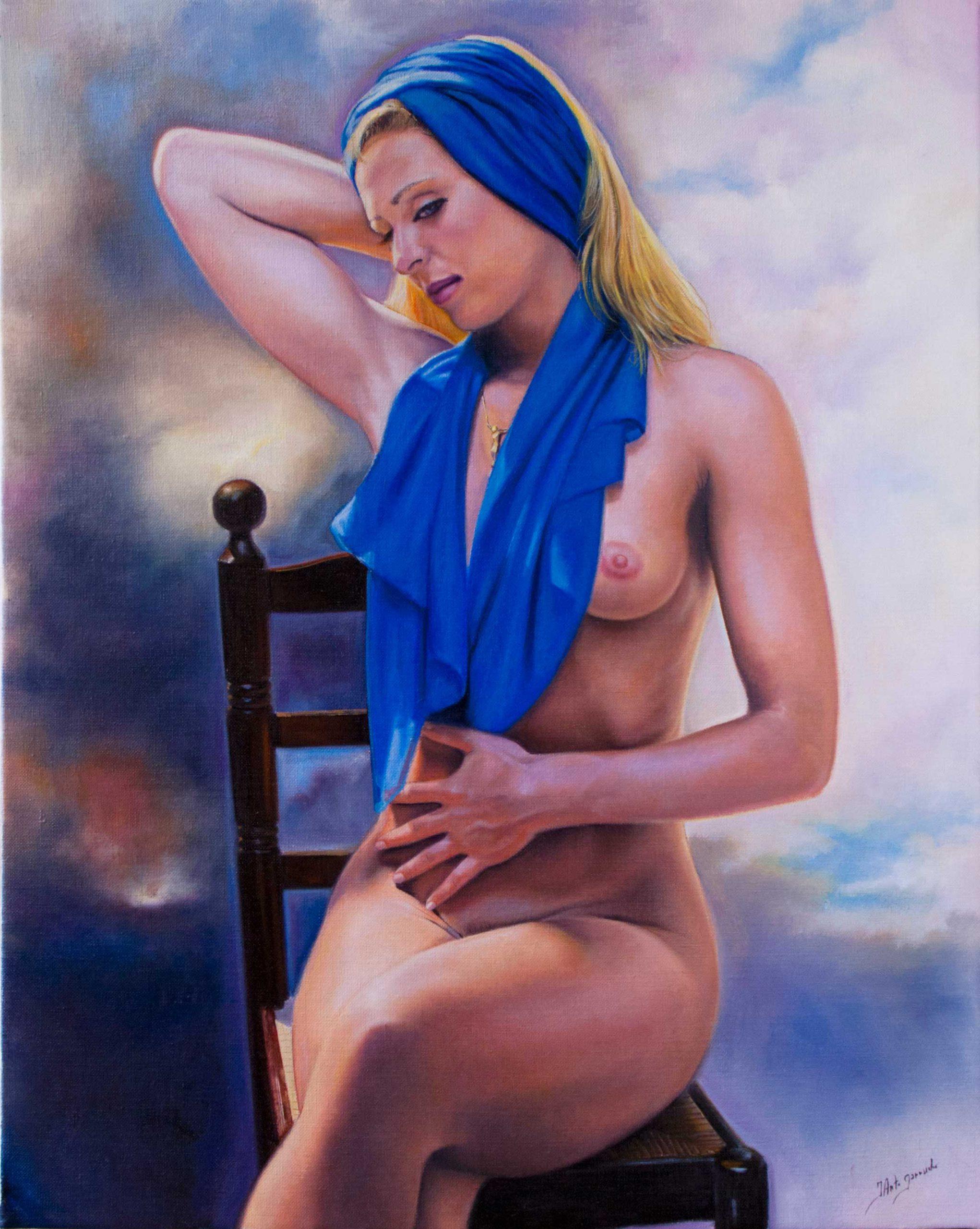El Pañuelo azul