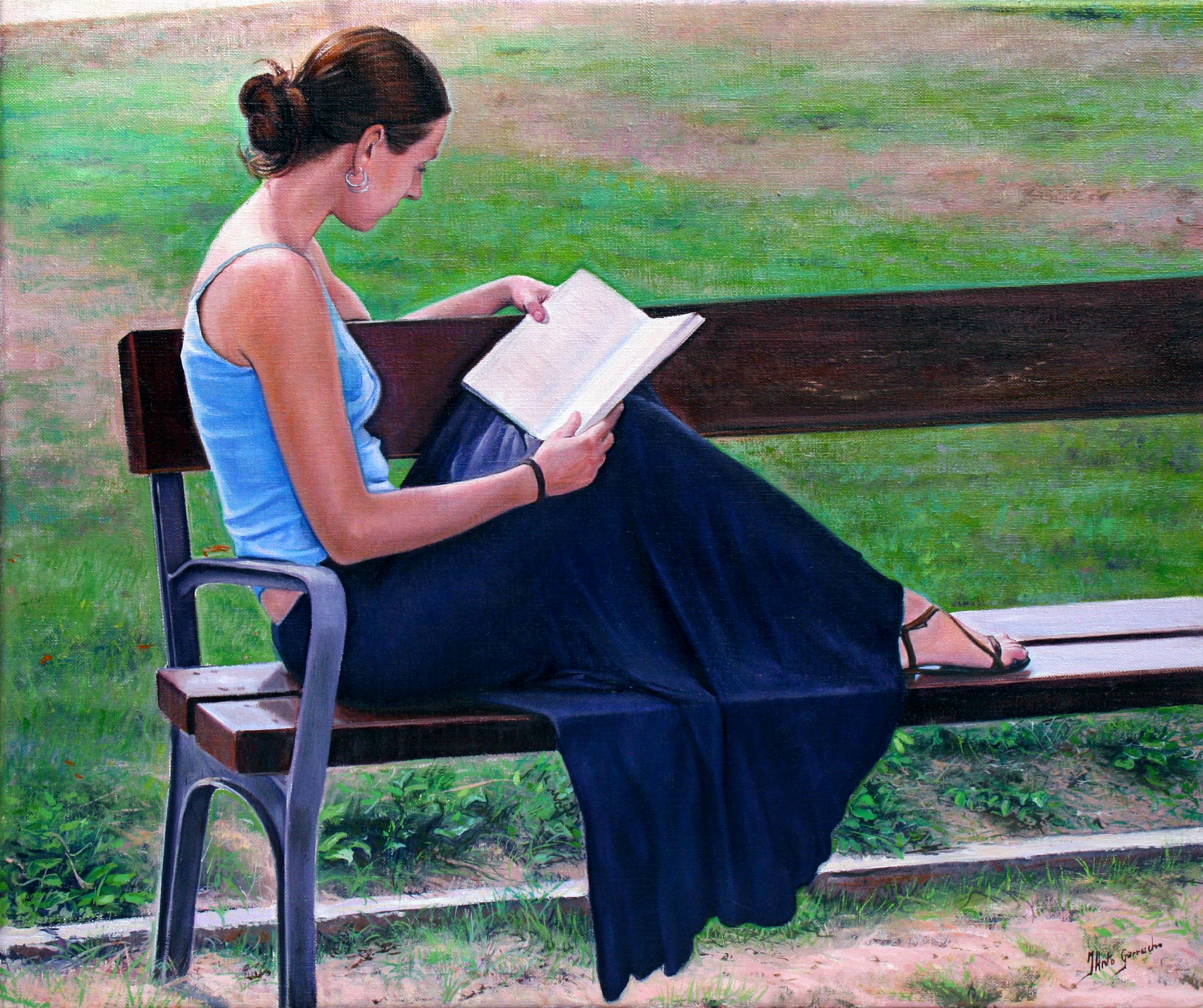 Lectura en el parque